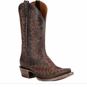 Ariat Brooklyn Western Boots 10017398 US 8
